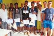 Quatre élèves de la section football du lycée Do Kamo ont été récompensés