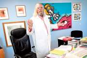 Le professeur Raoult évoque « une maladie […] des chauves-souris en Nouvelle-Calédonie qui se [répandrait] partout en Océanie »