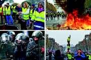 Six mois de « gilets jaunes » : Macron respire mais reste fragile