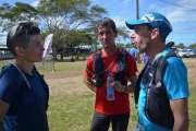 Trail : Oswald Cochereau et Caroline Favier gagnent à Boulouparis
