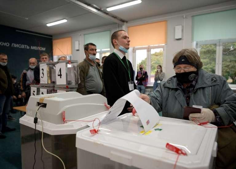 Russie: au premier jour des législatives, l'application de l'opposition