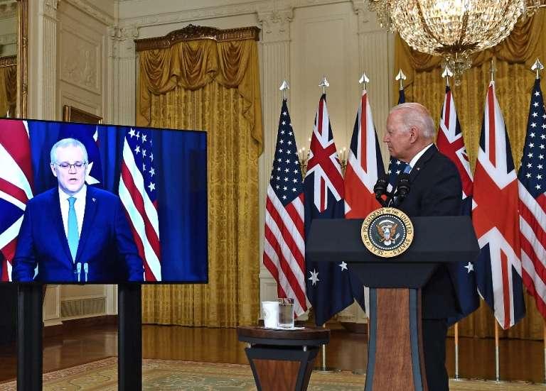 Etats-Unis, Australie et Royaume-Uni scellent un vaste pacte de sécurité dans la zone indo-pacifique, suscitant la colère de Pékin