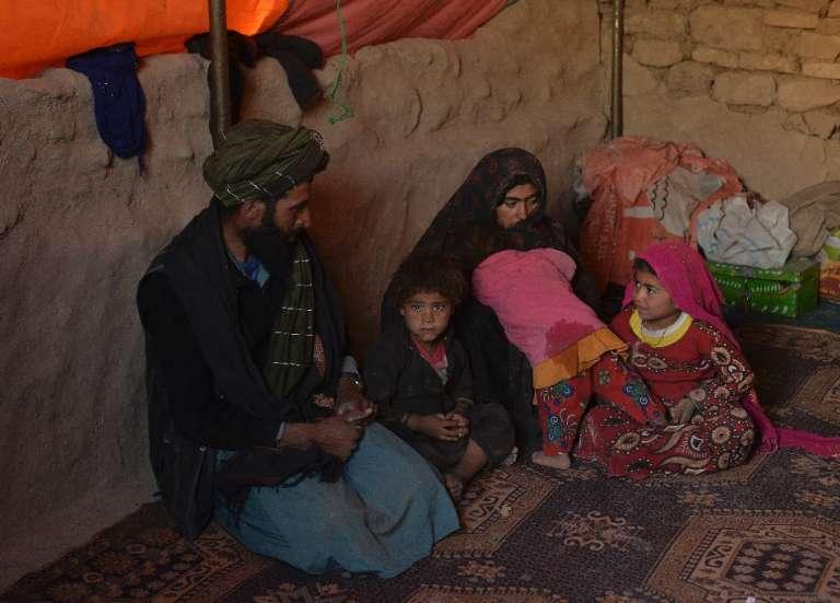 Dans l'ouest afghan, des familles vendent leurs fillettes pour ne pas mourir de faim