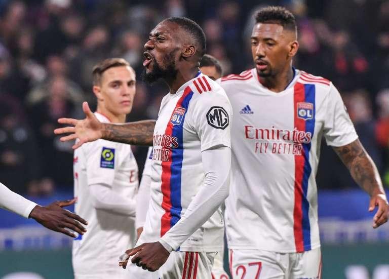 L1: Lyon se reprend, Lille rechute