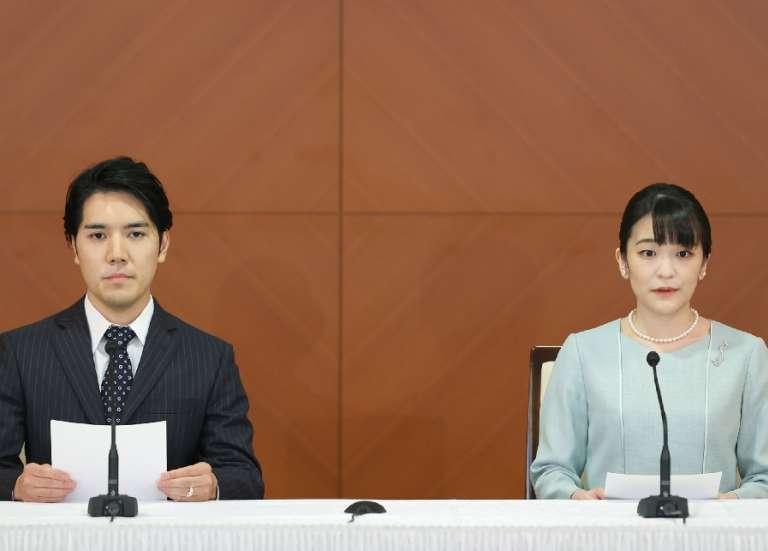 Japon: après des années de controverse, la princesse Mako a épousé son fiancé