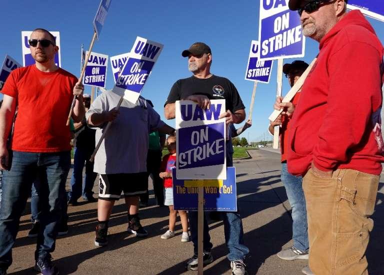 Menée par des salariés frustrés et épuisés, une vague de grèves secoue les Etats-Unis