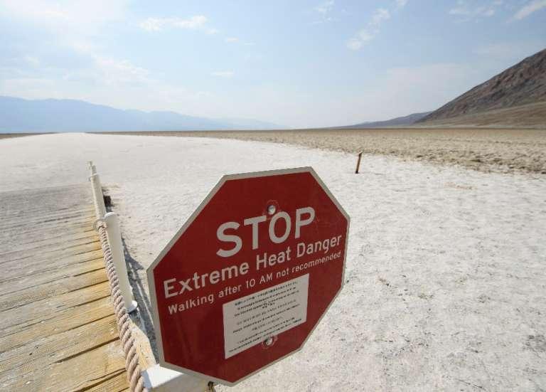 Climat: quand la hausse des températures devient insoutenable