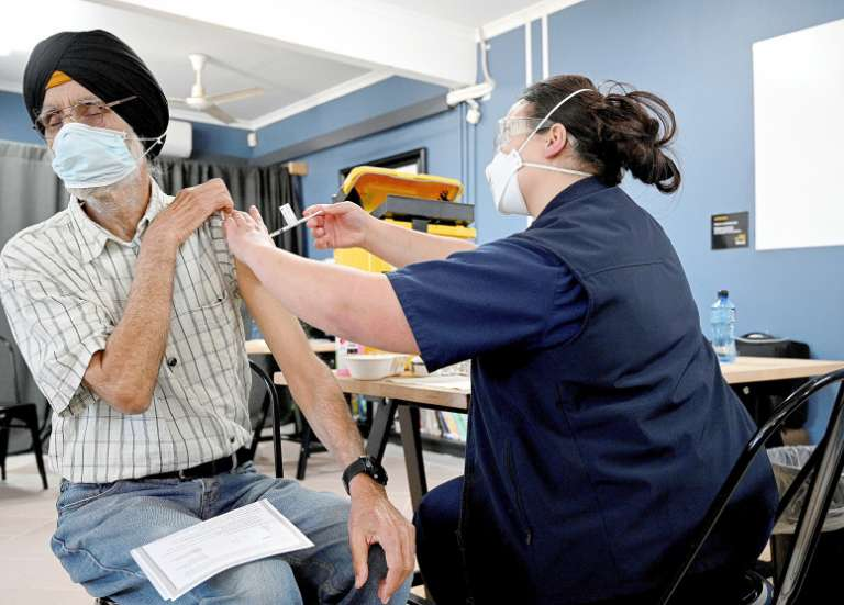 Vaccination : en Australie, les minorités s'organisent