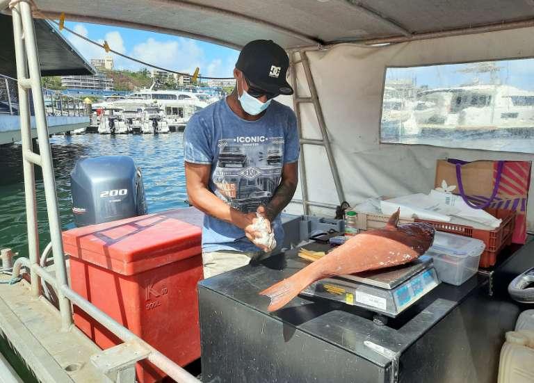 Port Moselle: la vente de poissons de nouveau autorisée, avec de petites quantités