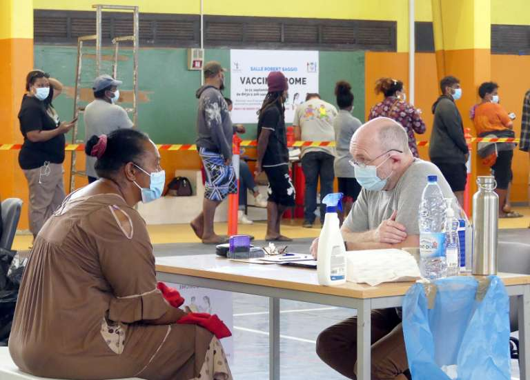 Voh : appel au bénévolat pour le vaccinodrome