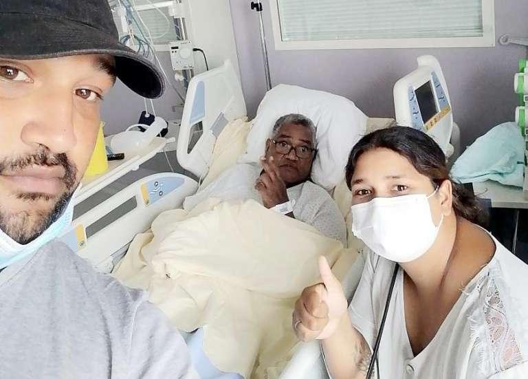 Paul Zeiwe, dans le coma pendant quatre mois, « j'ai failli y passer »