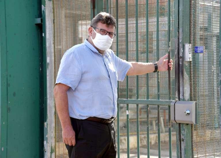 Philippe Peyron, directeur du Camp-Est : « Nous savions que le virus entrerait un jour ou l'autre »