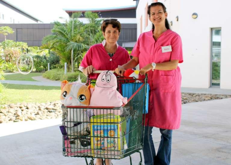 Les Mamans roses appellent à faire du bruit en soutien aux soignants