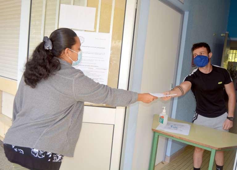 La deuxième vague de la continuité pédagogique lancée au collège Djiet, à Bourail