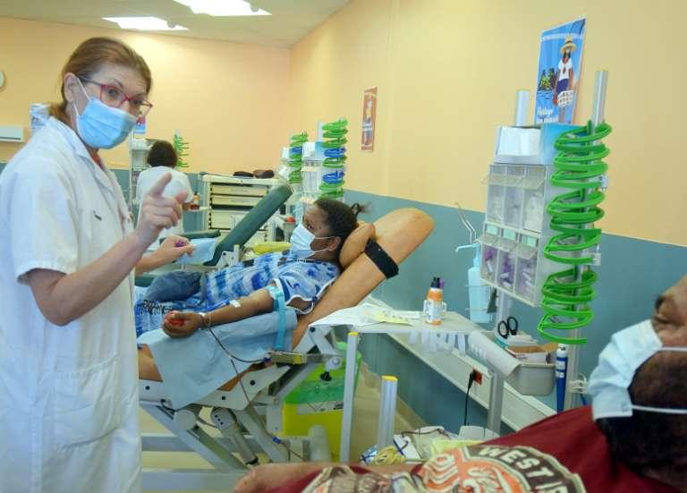 Le Centre de don du sang reste ouvert pendant le confinement