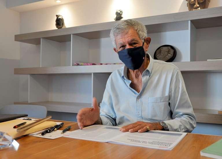 Pierre Frogier demande au président de maintenir la date du référendum