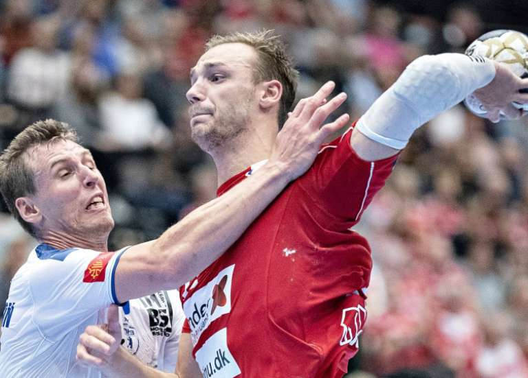 Montpellier dominé au Danemark