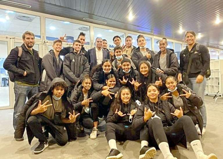 Handball : les jeunes talents calédoniens partent apprendre et se montrer