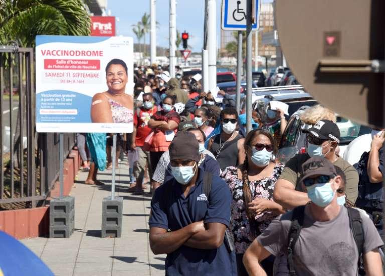 Nouméa: 6785 doses du vaccin contre la Covid injectées à l'hôtel de ville