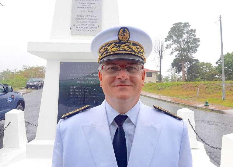 Un nouveau commissaire délégué nommé à La Foa