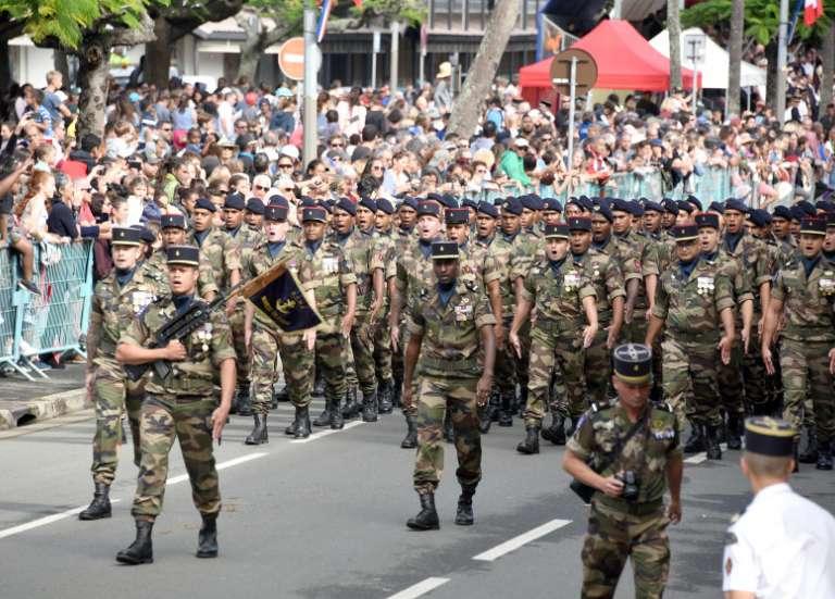 Koumac: Le Régiment du service militaire adapté de Nouvelle-Calédonie va retrouver ses volontaires