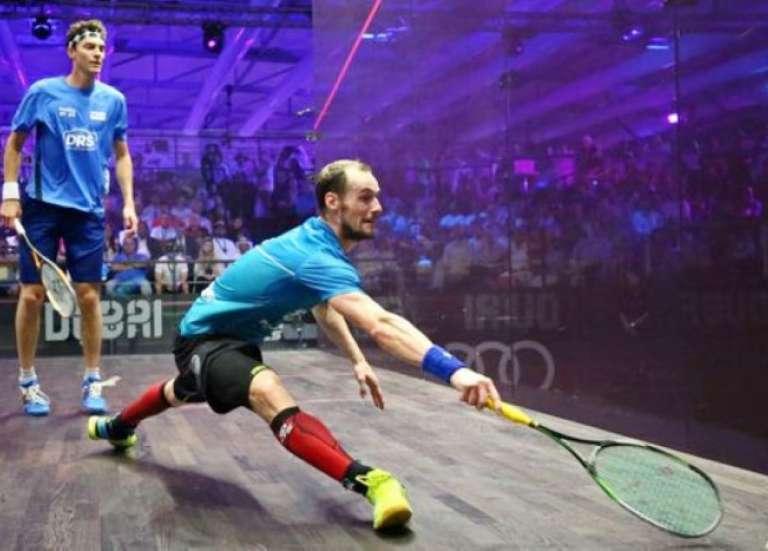 Le plus riche palmarès du squash français raccroche