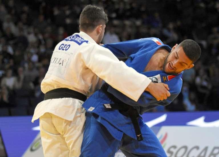 Judo : Alexis Mathieu prend la 5e place au tournoi de Paris