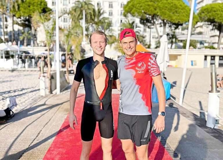 Swimrun : nouveau duo et nouveau succès pour Hugo Tormento