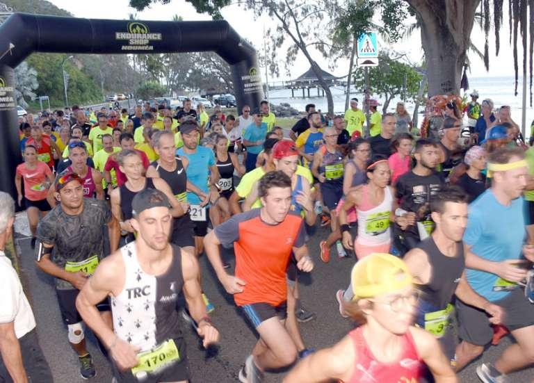 Athlétisme : Pas de Corrida des Plages cette année