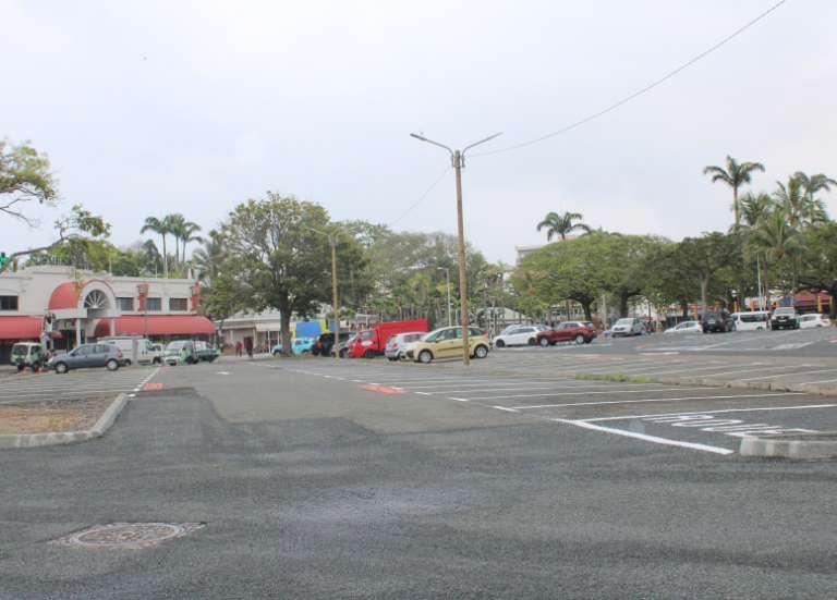 Le carré Rolland, de nouveau parking