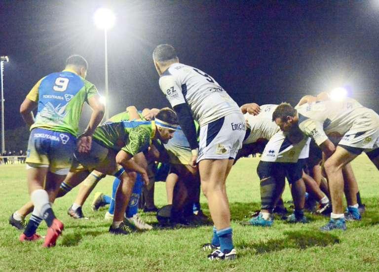 Rugby : l'Olympique vire en tête devant Dumbéa et Païta