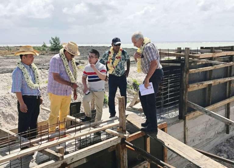 La ferme aquacole de Hao, «pas une bonne idée», selon Macron