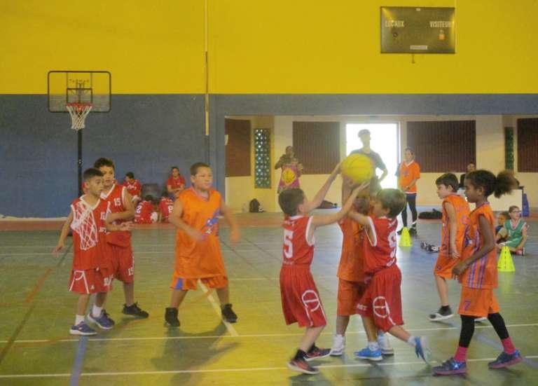 Les jeunes basketteurs du Nord réunis, samedi, à Ponérihouen