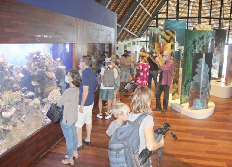 Un écomusée pour découvrir la biodiversitéde Polynésie