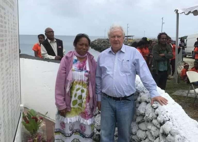 67 ans après, Maré a rendu hommage aux disparus de La Monique