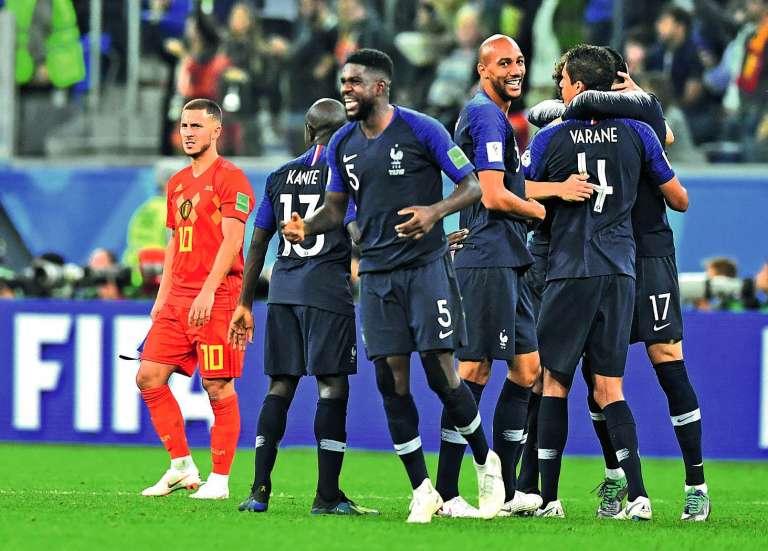 Demi-finale : l'équipe de France prend rendez-vous avec l'histoire